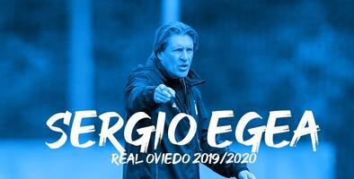 Sergio Egea seguirá al frente del Real Oviedo