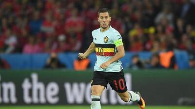 Hazard y el magnífico 'hat-trick' que marcó borracho al despedirse de Lille