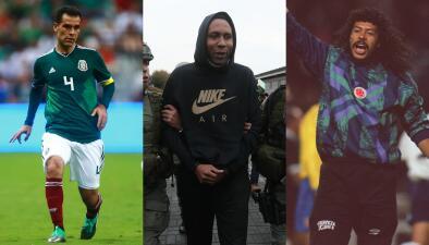 Jhon Viáfara, un nuevo caso en la delgada línea entre el fútbol y el narcotráfico