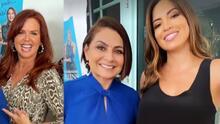 MAC celebró su cumpleaños y el lanzamiento de su libro con colegas como Pamela Silva y María Celeste Arrarás