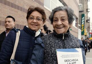 En imágenes: jornada masiva en el Bronx para aprender sobre diabetes y vivir mejor