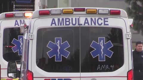 Servicios de emergencia de Stockton realizan simulacro de tiroteo