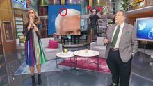 La mosca del debate entre Mike Pence y Kamala Harris se hizo presente en el show con Lili y Raúl