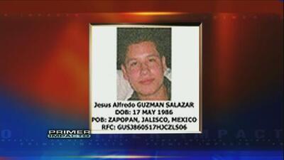 Arrestan a uno de los hijos de 'El Chapo' Guzmán