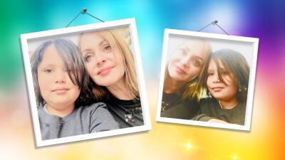 Gaby Spanic escribió un emotivo mensaje para su hijo, a quien crió como madre soltera