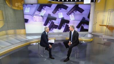 Martin O'Malley: San Bernardino podría inclinar la balanza a favor de legislación de armas