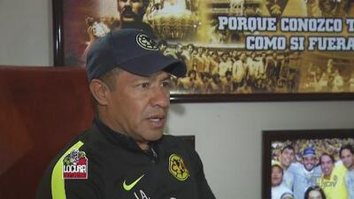 Igancio Ambríz: 'Nos falto calma para tener un mejor manejo de pelota'