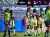 Con una genialidad de Eva González, América vence a Juárez en la Liga MX Femenil