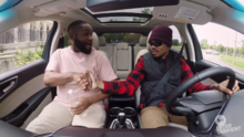 Chance the Rapper disguises himself as Lyft driver