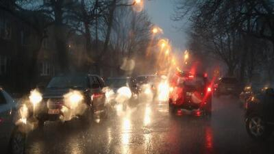 Fuertes lluvias y relámpagos durante este lunes en Chicago y alrededores