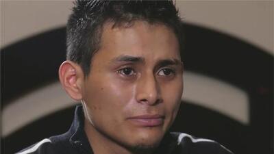 """""""Me sentía derrotado y con el corazón partido"""": esposo de Marlen Ochoa, la joven a quien le arrancaron el bebé del vientre"""