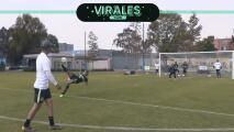 ¡Gol de Fantasía! Flores marca un golazo con el América Femenil