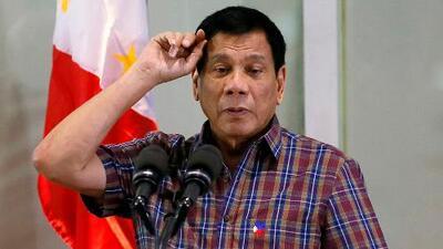El presidente de Filipinas confiesa haber agredido sexualmente a una empleada doméstica