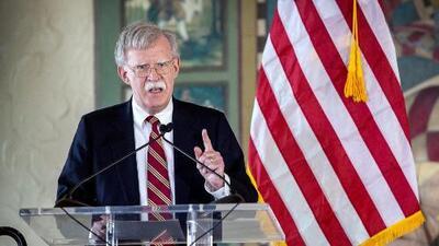 John Bolton anuncia que EEUU combatirá a los gobiernos de Nicaragua, Venezuela y Cuba
