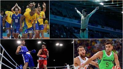 Agenda del día diez de competencia en Río 2016