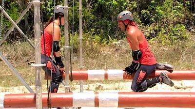 'El Rasta' y Daniela Fainus son un dúo invencible: los Modelos y Actores no pudieron vencerlos
