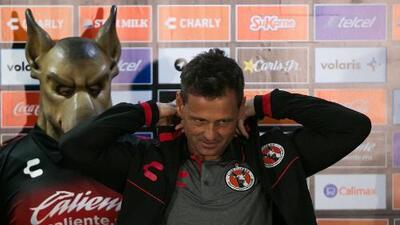 """Diego Cocca: """"Musto pasó de una transferencia a quizás no poder jugar"""""""