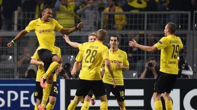 Borussia 2-0 Arsenal: Gran debut de los alemanes ante unos gunners inoperantes