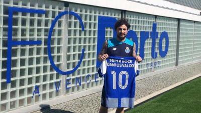 Pablo Daniel Osvaldo ya es jugador del Oporto