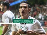 Uriel Antuna prefiere la selección mexicana de Tokio 2020, pero no se descarta en la de Copa Oro