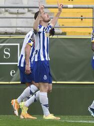 Porto se impone al Tondela en la Jornada 26 de la Liga de Portugal. <br>