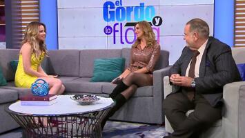 Yennis Bencosme les cuenta a Lili y Raúl en qué invertirá los $50,000 dólares que ganó en Reina de la Canción
