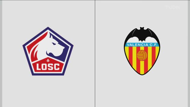 Lille 1-1 Valencia – Goles y Resumen – Jornada 3 – Grupo H – Champions League