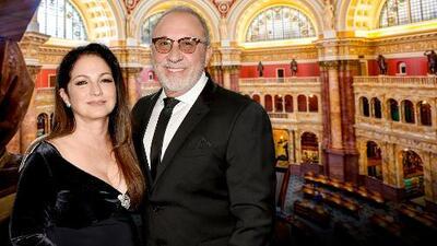 Emilio y Gloria Estefan serán galardonados con el Premio Gershwin a la Canción Popular