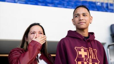Anthony Borges, héroe en el tiroteo de Parkland, será invitado de lujo del Barcelona en la Champions