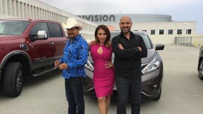 Sintoniza 'El Bueno, La Mala y El Feo' para ir ver al Galaxy y la oportunidad de ganarte un Nissan