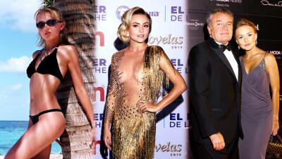 Su vestido al revés, el romance con 'El Güero' Castro y más momentos con los que Angelique Boyer sorprendió