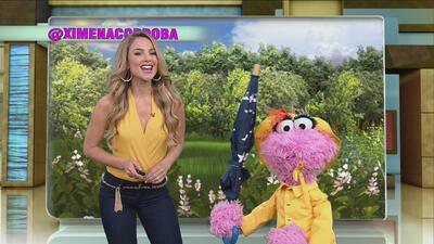 Lola y Ximena Córdoba tienen todas las noticias del clima