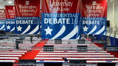 Cómo ver el segundo debate presidencial entre Clinton y Trump