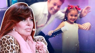 Verónica Castro lamenta no haber acompañado a su nieta Rafaela en su cumpleaños (que celebró sobre los escenarios)