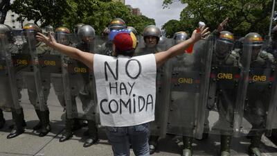 Venezuela faces mounting international pressure over crisis