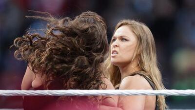 """Ronda Rousey: """"si no doy la mejor pelea de mi vida en Royal Rumble estaré decepcionada"""""""