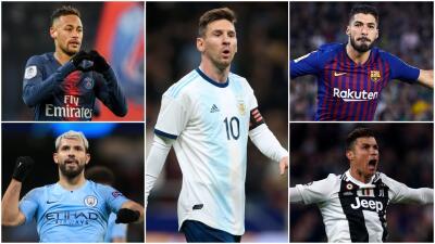 Solo con Cristiano comparte el Olimpo: los mejores jugadores del mundo, según Messi