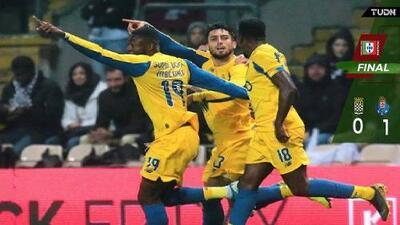 Con 'Tecatito' todo el partido, el Porto venció al Boavista