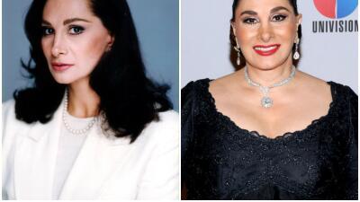 Susana Dosamantes tiene una larga y exitosa trayectoria
