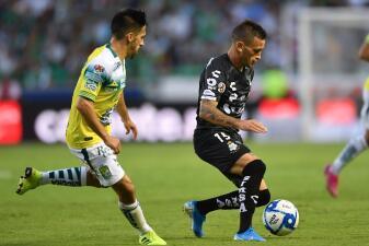 En fotos: El empate entre León y Santos