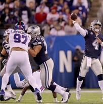 Dallas vence a los NY Giants y se afianza en la cima de la NFC Este