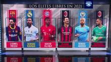 Messi, Zlatan y Ramos, entre los cracks que terminan contrato