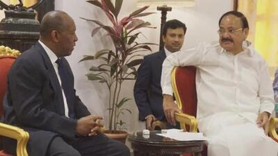 Alcalde de Houston viajó a la India para reforzar la asociación que existe con ese gobierno
