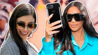 La esposa de 'El Chapo' sorprende por su extraordinario parecido con Kim Kardashian