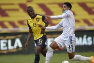 Enner Valencia y dos jugadores más de Ecuador tienen COVID-19