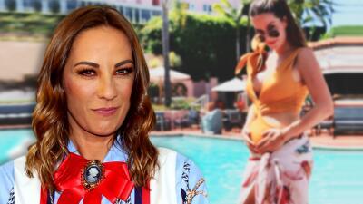 Consuelo Duval publicó en Instagram que Claudia Álvarez tendrá una niña y luego... ¿se arrepintió?