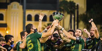 Tras ganar MLS is Back, Portland Timbers se concentra en la Liga de Campeones de Concacaf