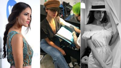Un recorrido por los tatuajes de Eiza González