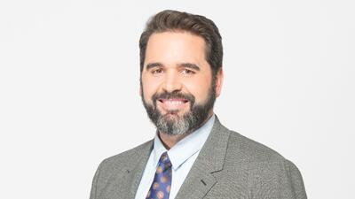 Albert Martinez, meteorólogo de Despierta América