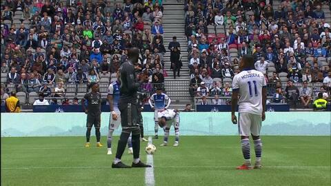 Vancouver Whitecaps 1-2 FC Dallas - GOLES Y RESÚMENES - MLS Regular Season